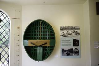 Museum of The Gorge 2 - Coracle - tiny boat - Ironbridge.jpg