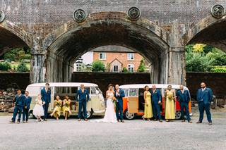 Wedding at Coalbrookdale - Andy Li Photography