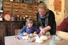 Clay Crafts at Coalport