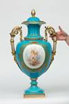 The Northumberland Vase, possibly one of the largest items of Coalport ever made