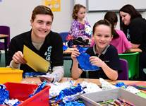 Enginuity  - family handson school holiday workshops