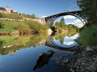 The Iron Bridge 1 - Span & Wharfage - Ironbridge.jpg