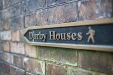 The Darby Houses- just a short walk from the Museum of Iron
