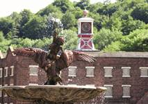 The Museum of Iron Clock at Coalbrookdale - Unique wedding venues - Ironbridge