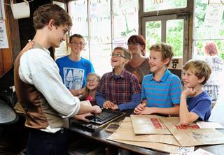 Engaging with children and youngsters is at the heart of what we do - Ironbridge