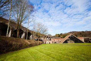 The Green and the Old Furnace at Coalbrookdale - Corporate events - Ironbridge