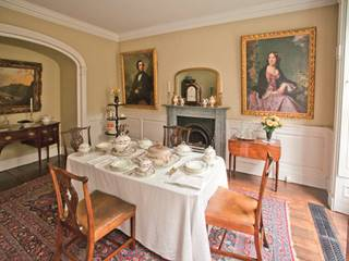 ROSEHILL HOUSE DINING ROOM