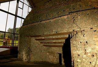 The Old Furnace is at the heart of the Coalbrookdale Masterplan