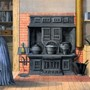 The History of the Kitchen Fireplace